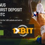 Get up to 1 BTC Bonus on Your First Deposit at 1xBit Casino