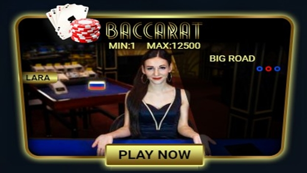online baccarat game