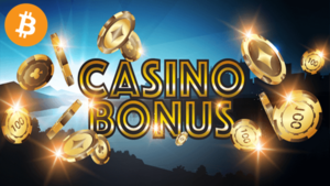 casino bonus and bitcoin