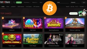 bitcoin currency casino sites