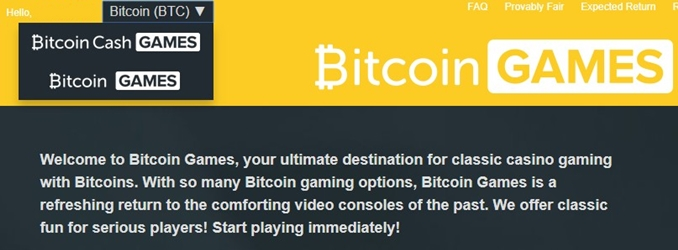 bitcoingames available currencies