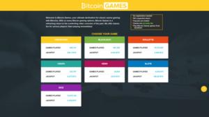 bitcoin casino games list