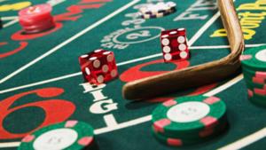 craps play at casino