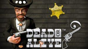 dead or alive slot game intro