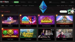 ethereum casino site bitstarz