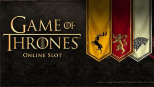Game of Thrones slot game intro