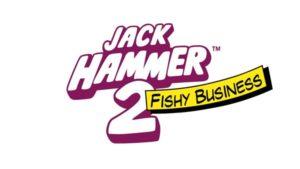 jack hammer 2 slot game logo