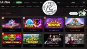 litecoin casino site bitstarz