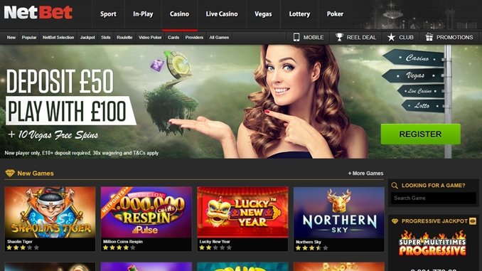 netbet.co.uk casino site