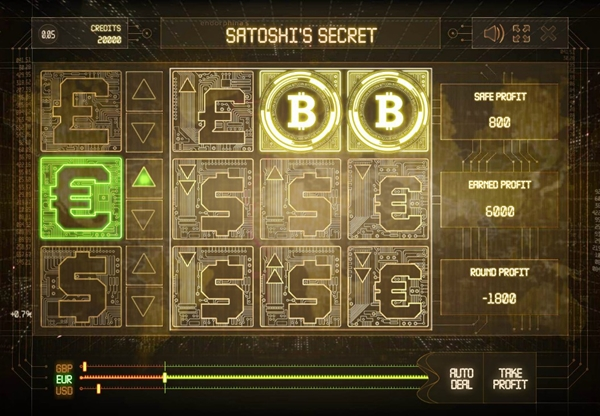 satoshis secret slot game wheels