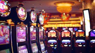 slot machines at vegas