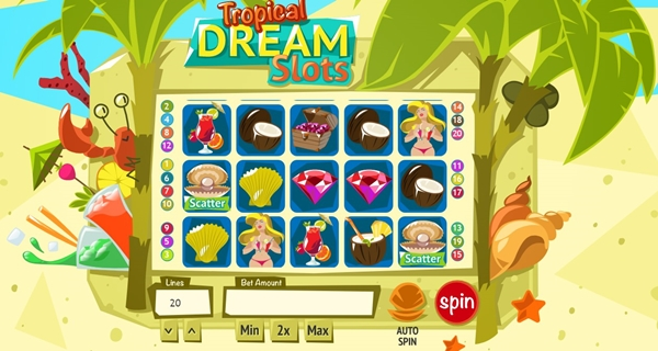 tropical dreams slot cryptogames