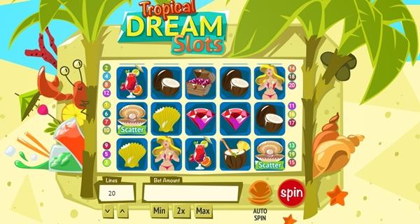 tropical dreams slot cryptogames