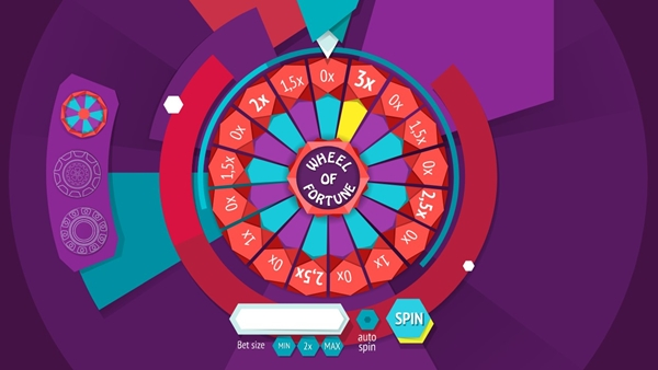 wheel of fortune cryptogames