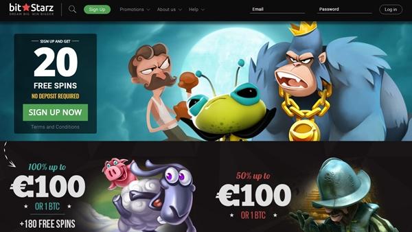 bitstarz bonus offers