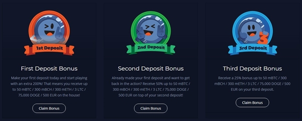 mbitcasino bonus offers