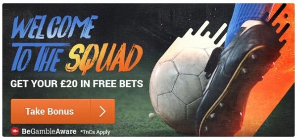 tonybet betting bonus offer